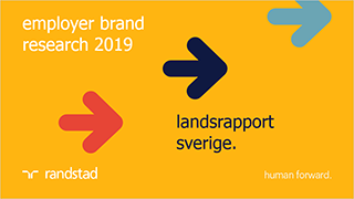 randstad employer brand research Sverige 2019